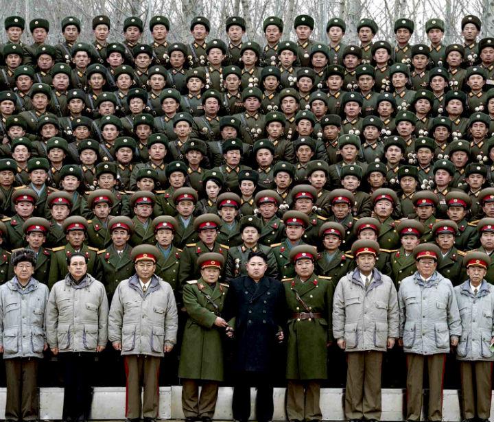 AFP Photo/KCNA