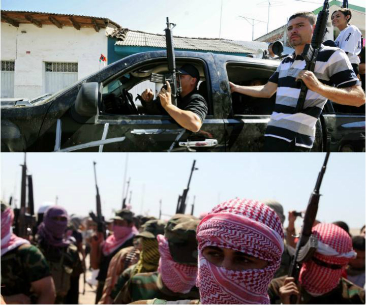 Iraq's Abject Lessons for Mexico's Self-Defense Forces
