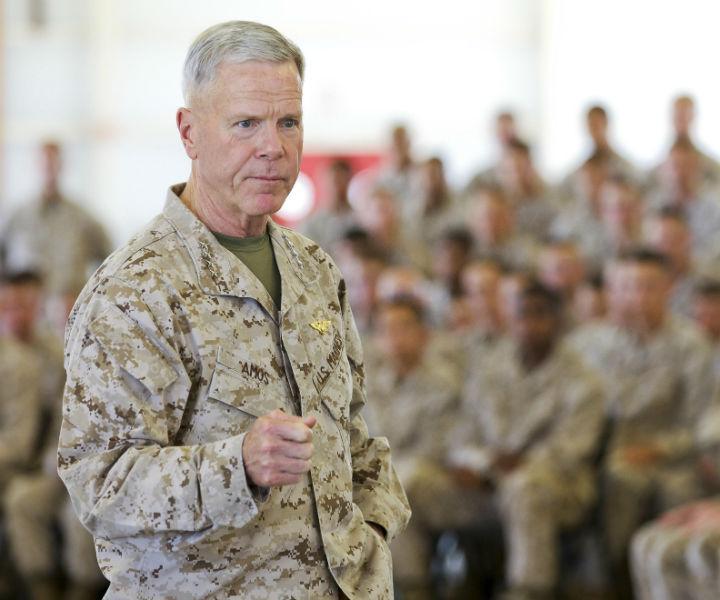 Sgt. Mallory S. VanderSchans/ Marine Corps
