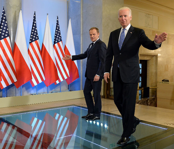 JANEK SKARZYNSKI/AFP/Getty Images