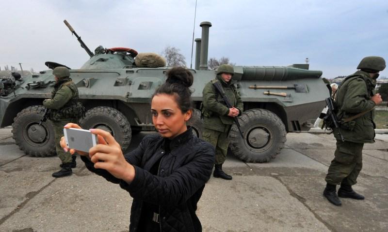 Photo: VIKTOR DRACHEV/AFP/Getty Images