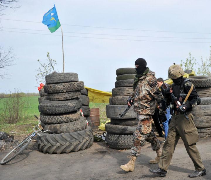 Photo: Genya Savilov/ AFP/Getty Images