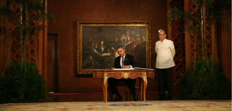 Malacanang Photo Bureau via Getty Images