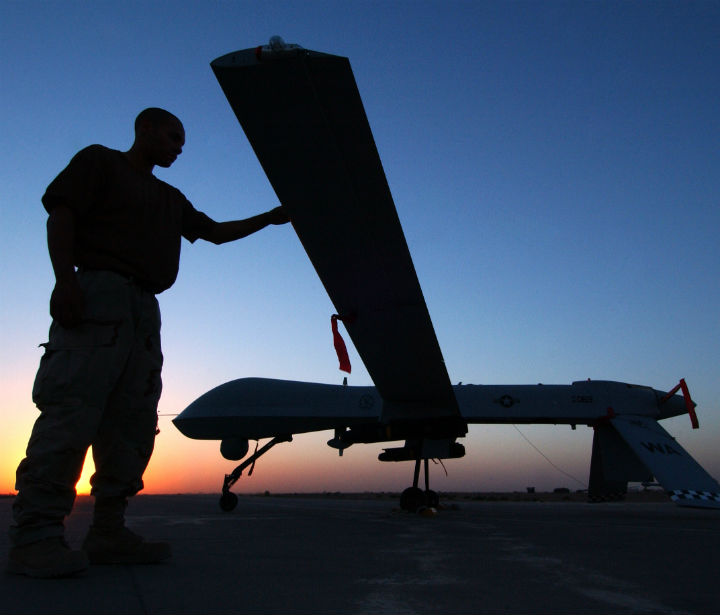 Photo: U.S. Air Force via Getty Images