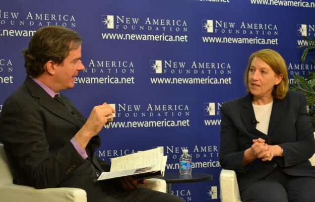 Author Photo/ New America Foundation