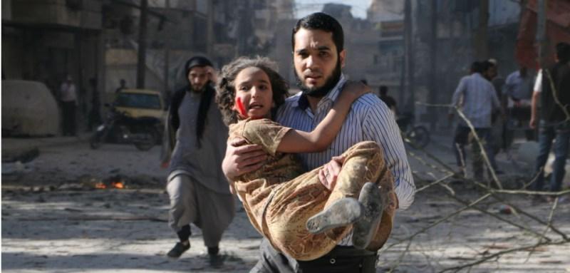 Fadi al-Halabi/AFP/Getty Images