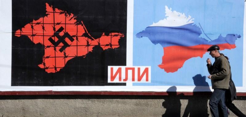 VIKTOR DRACHEV/AFP/Getty Images