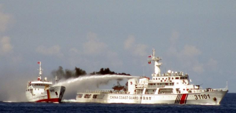 Photo by Vietnam Coast Guard - AP
