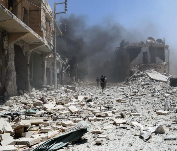 ZEIN AL-RIFAI/AFP/Getty Images