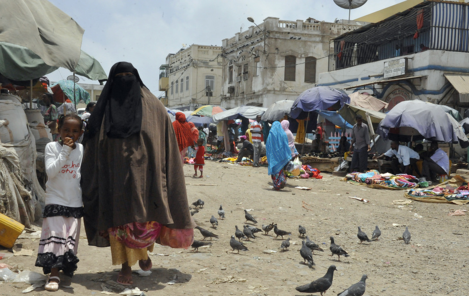 45. Djibouti, 87.1        Despite the billions of dollars in foreign financing thanks to its strategic location at the mouth of the Red Sea, Djibouti -- which possesses less than 1,000 square kilometers of arable land -- still suffers from chronic food scarcity and poverty. The country's human rights record remains worrying: Security forces killed six people during demonstrations following the country's February 2013 election.      Above, Djiboutians shop at the Balasrambu market on April 6, 2011.      Simon Maina/AFP/Getty Images