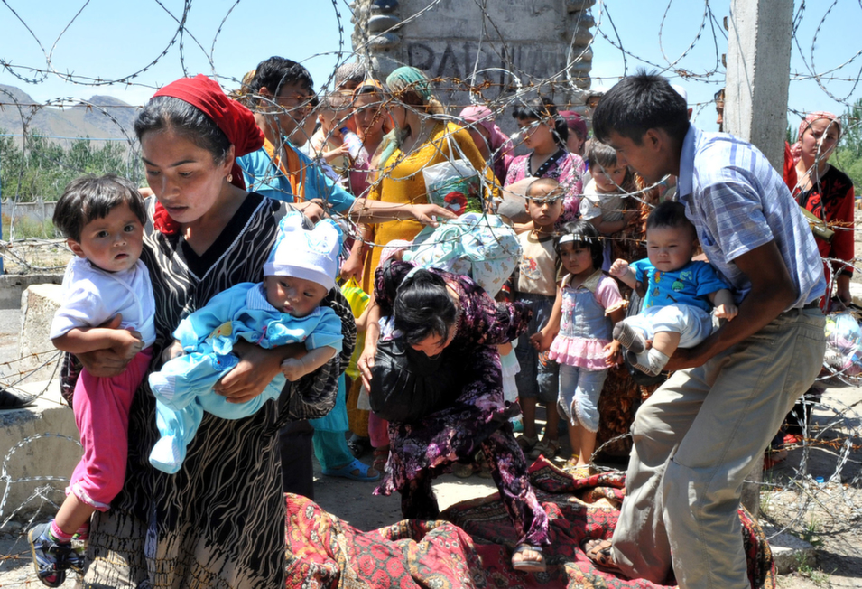 "48. Uzbekistan, 86.3        This Central Asian nation -- the region's most populous -- continues to be criticized for what Human Rights Watch called an ""atrocious"" human rights record under the longtime rule of President Islam Karimov. Among the grievances listed in its 2013 report: forced child labor, torture, and severely limited freedom of expression. In 2013, Uzbekistan fell to the bottom tier in the U.S. State Department's annual report on human trafficking, which took the government to task for its forced labor of adults and older children in the country's yearly cotton harvest.      Above, ethnic Uzbek refugees cross the Kyrgyz-Uzbek border on their way back to Kyrgyzstan on June 18, 2010.      Viktor Drachev/AFP/Getty Images"