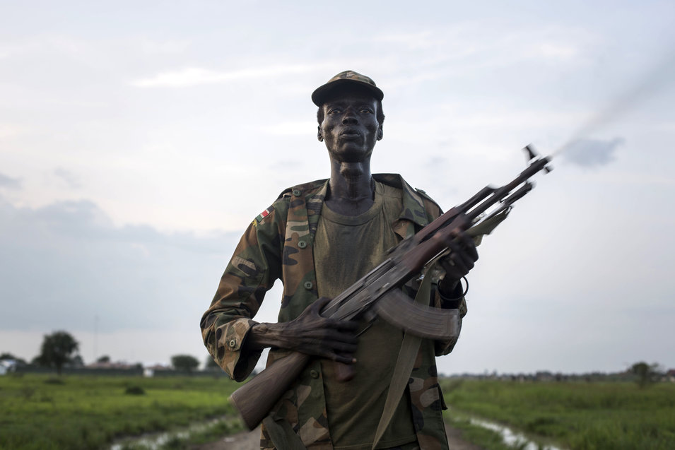 1. South Sudan, 112.9       South Sudan, which has been high on the list of fragile states since its birth as a nation in 2011, jumped to No. 1 this year due to the country's increasingly brutal civil conflict. While the new nation has faced political and economic struggles since it secured independence from Sudan three years ago, the winter of 2013 marked a turning point for the worse. That December, clashes between forces loyal to President Salva Kiir, a member of the Dinka ethnic group, and his former vice president, Riek Machar, a Nuer, spiraled into broader ethnic-based violence, plunging the country into brutal civil strife that has left thousands dead and more than 1 million displaced. A series of tenuous ceasefires brokered by mediators from the Intergovernmental Agency for Development, an east African regional bloc, have done little to aid stability. Currently, 3.5 million people -- about a third of the country's population -- suffer from emergency-level food shortages, and the United Nations has warned that the conflict could disrupt agricultural production enough to lead to full-blown famine. As recently as May, the United Nations Security Council unanimously voted to shift its peacekeeping mission away from development and nation-building, and have its peacekeepers on the ground focus instead on safeguarding civilians from political turmoil and enforcing peace between rival factions.        A member of the Lou Nuer tribe comes back home in Jonglei state, on July 23, 2013 after fighting against the rebel group Yau Yau in Pibor county, South Sudan.       CAMILLE LEPAGE/AFP/Getty Images