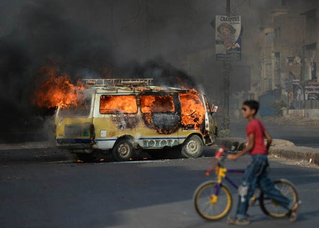 ASIF HASSAN/AFP/Getty Images