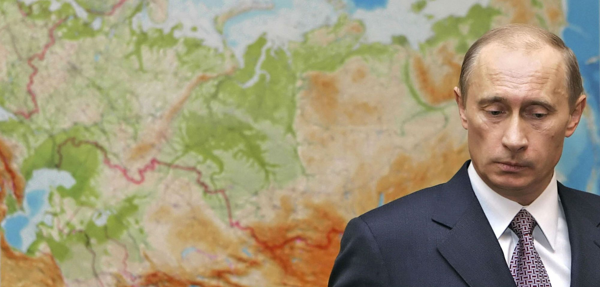 What Russia Could Look Like in 2035, if Putin Gets His Wish