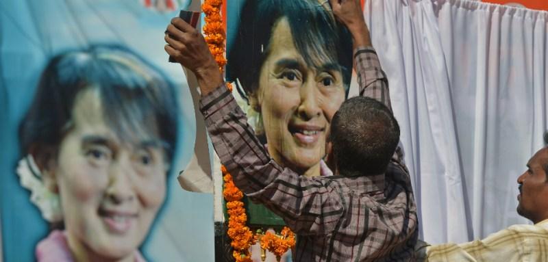 Manjunath Kiran/AFP/Getty Images
