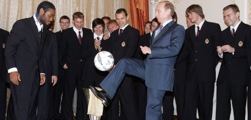 Sergei Chirikov / AFP / Getty Images