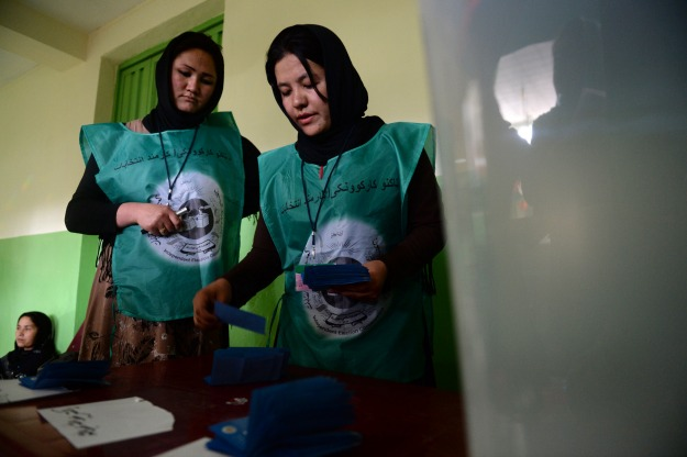 Was the Afghan Election Stolen? – Foreign Policy