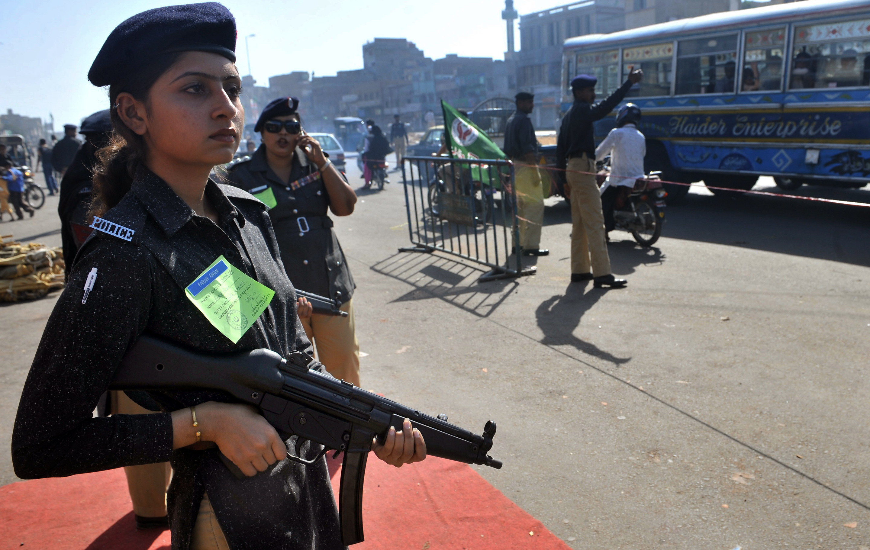 Pakistan: Police kill 5 suspected Baluch Liberation Army (BLA) separatists in southwest