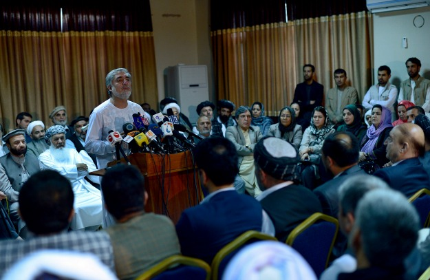 Afghan Election Results Expected Monday