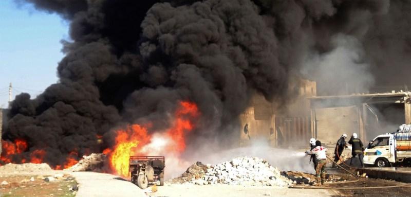 BARAA AL-HALABI/AFP/Getty Images