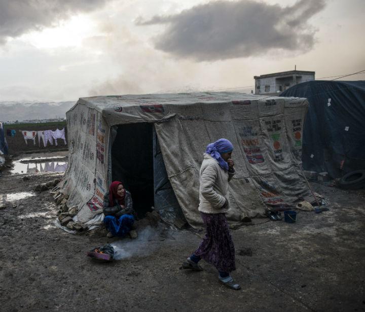 UNHCR/ Lynsey Addario