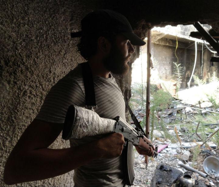 Rami Al-Sayed/AFP