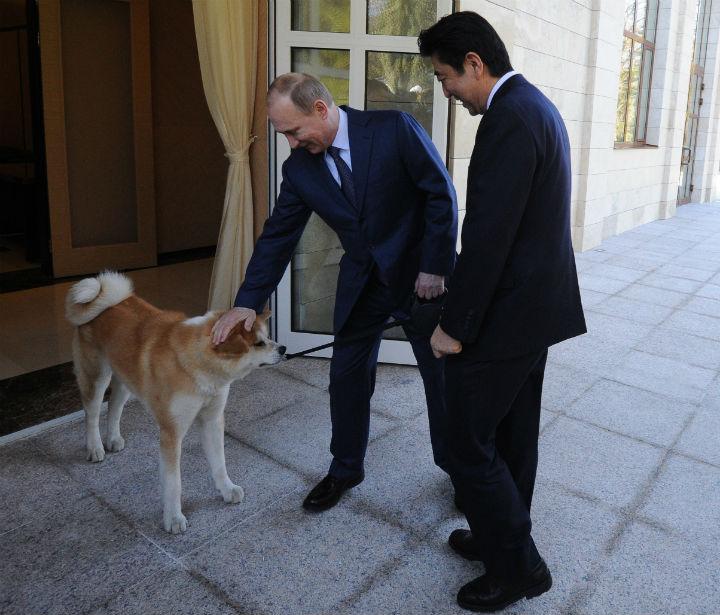 MIKHAIL KLIMENTIEV/AFP/Getty Images
