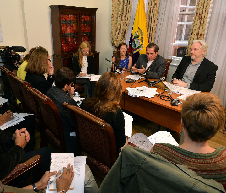 Would Sweden Ever Extradite Assange to the United States? – Foreign