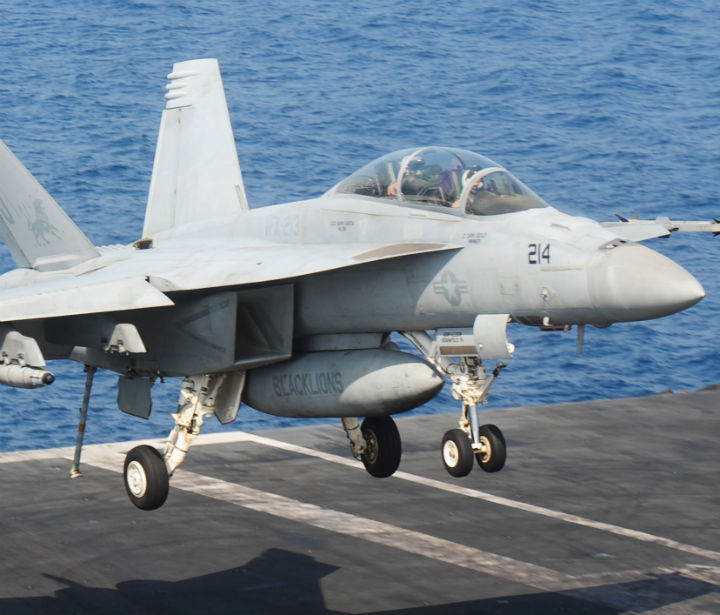 Navy Mass Communication Specialist 3rd Class Brian Stephens/Pentagon