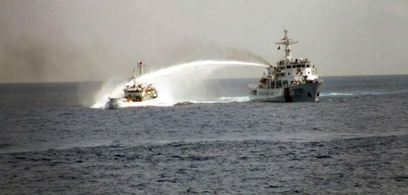 EPA/Vietnam Coast Guard