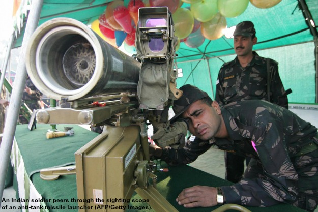 Directed Energy Weapons, India's Strategic Game Changer