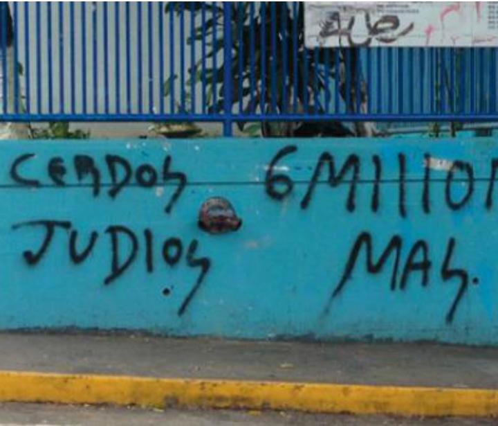 Photo: Confederación de Asociaciones Israelitas de Venezuela