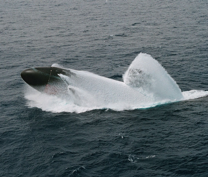 via Wikimedia/U.S. Navy