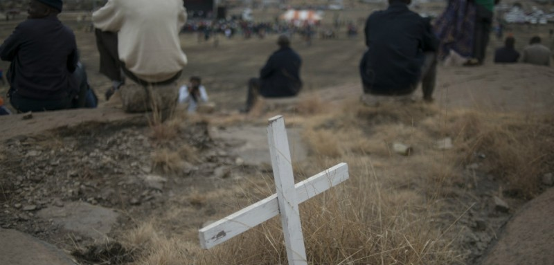 MUJAHID SAFODIEN/AFP/Getty Images