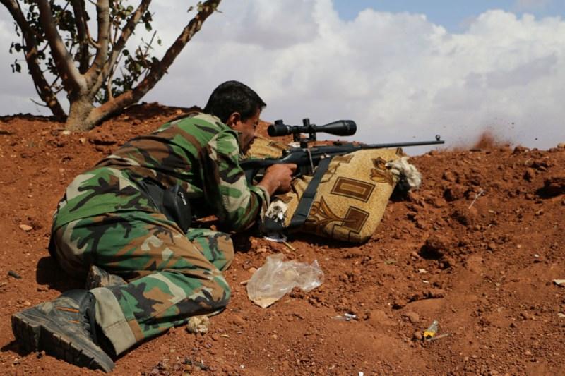 Photo by Baraa Al-Halabi / AFP