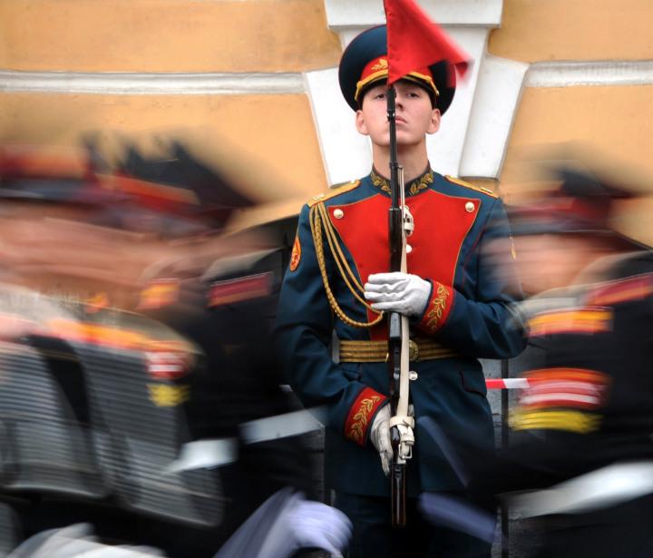 OLGA MALTSEVA/AFP/Getty Images