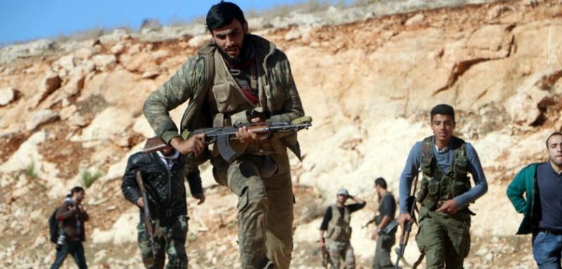 FADI AL-HALABI/AFP
