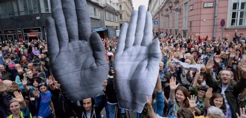 ATTILA KISBENEDEK/AFP/Getty Images