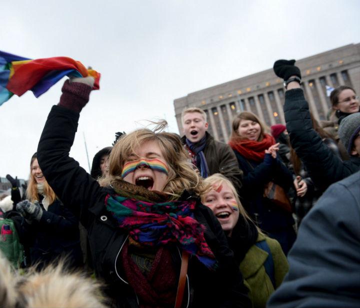 MIKKO STIG/AFP/Getty Images
