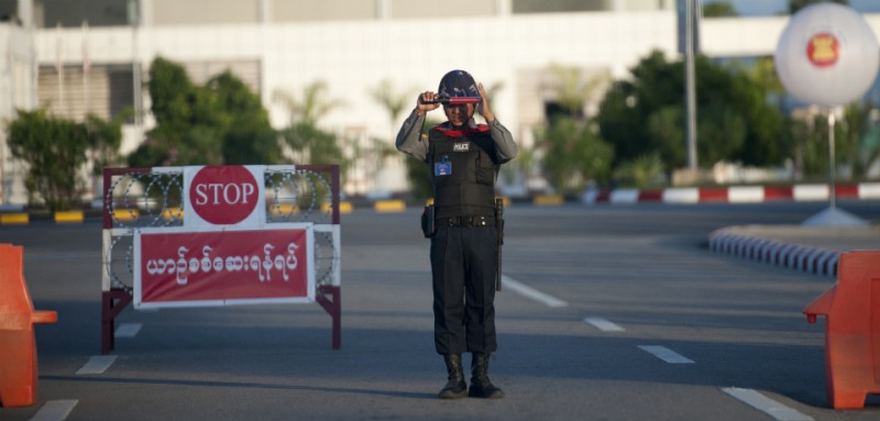 Ye Aung Thu/AFP/Getty Images
