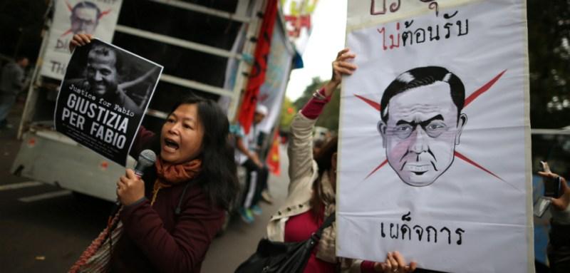 MARCO BERTORELLO/AFP/Getty Images
