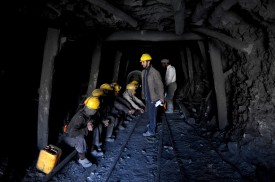 AFGHANISTAN-MINING-ACCIDENT