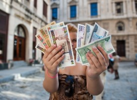 CUBA-ECONOMY-CURRENCY-UNIFICATION
