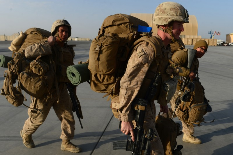 AFGHANISTAN-US-BRITAIN-MILITARY-UNREST