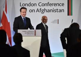 BRITAIN-AFGHANISTAN-UNREST-DIPLOMACY