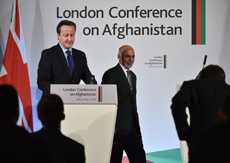 BRITAIN-AFGHANISTAN-UNREST-DIPLOMACY