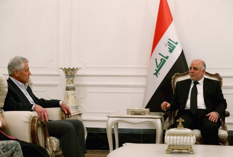 Defense Secretary Chuck Hagel Travels To Mideast