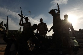 LIBYA-CONFLICT-ARMY