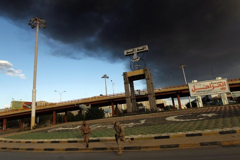 LIBYA-UNREST-BENGHAZI