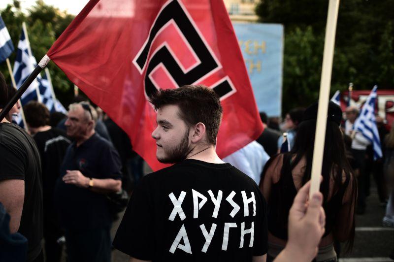 GREECE-EU-ELECTIONS-GOLDEN DAWN